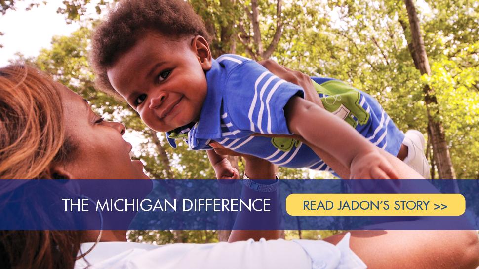 Read Jadon's story