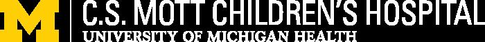 CS Mott Children's Hospital | Michigan Medicine logo - Home