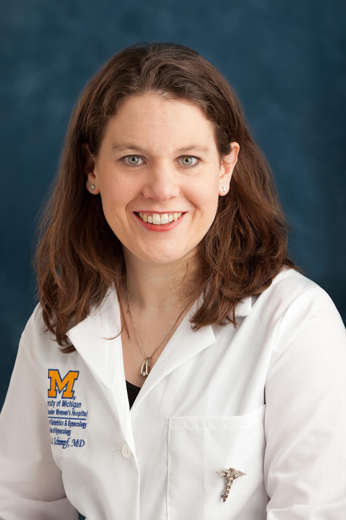 Megan O'Brien Schimpf MD | CS Mott Children's Hospital