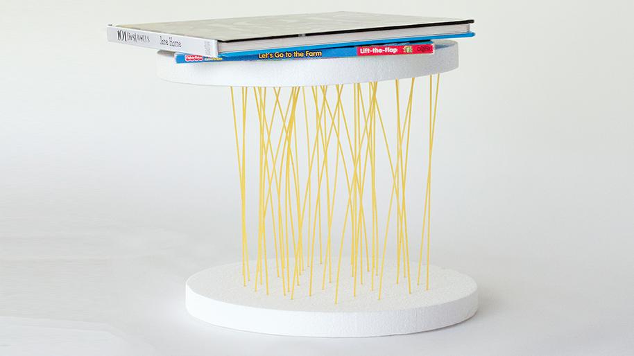Strong spaghetti