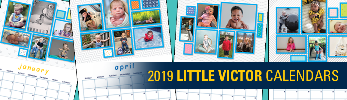 2019 Little Victor Calendar Cs Mott Children S Hospital