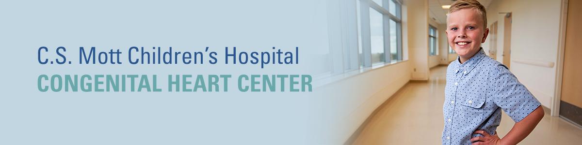 Congenital Heart Conditions & Treatments Overview   CS Mott