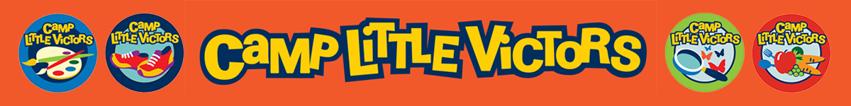 Camp Little Victors inner page banner