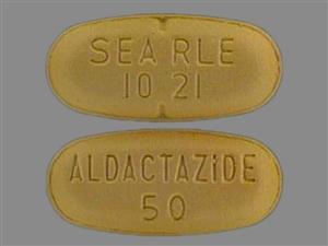 How much hydrochlorothiazide