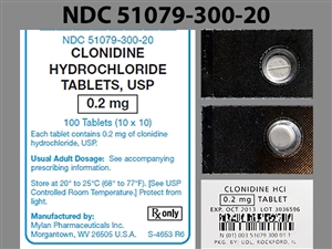 clonidine (oral) | CS Mott Children's Hospital | Michigan