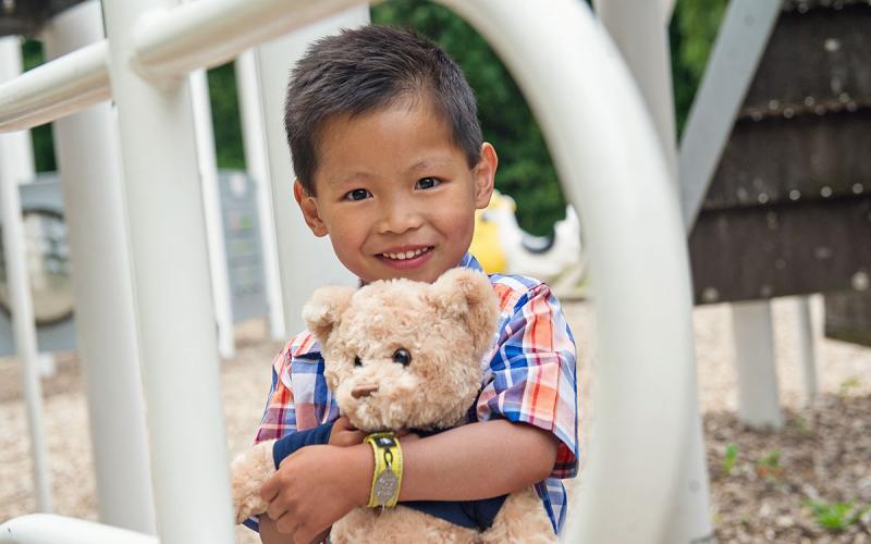 Kai Timmer - Gift of a Bear