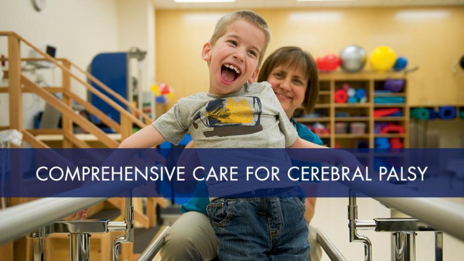Image of Comprehensive Care for Cerebral Palsy
