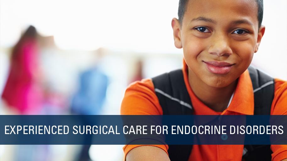 Endocrine surgery banner