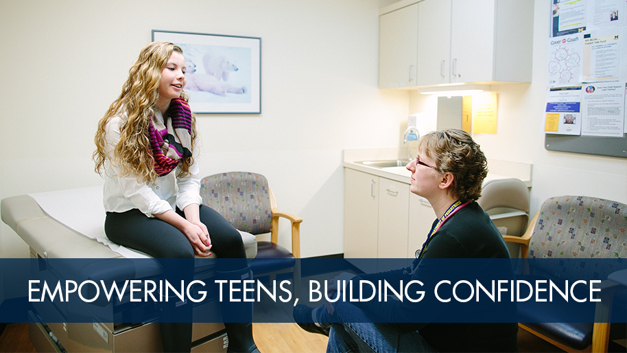 Transitioning Teen Care