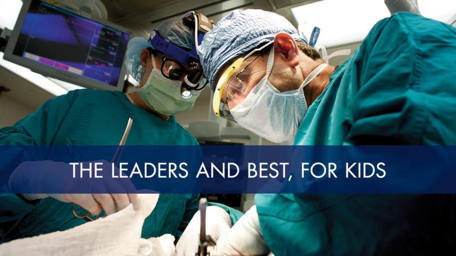 Pediatric Surgery | CS Mott Children's Hospital | Michigan Medicine
