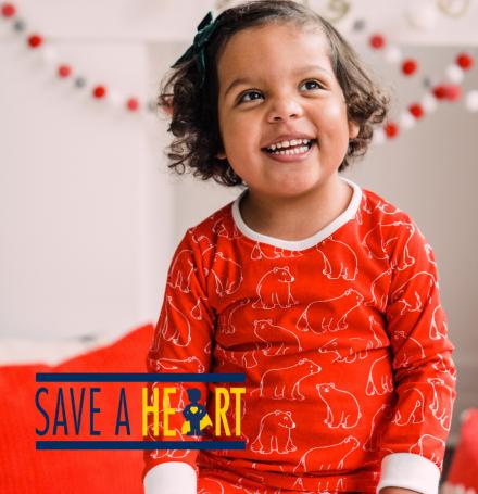 Save a Heart event at mott - patient Simone
