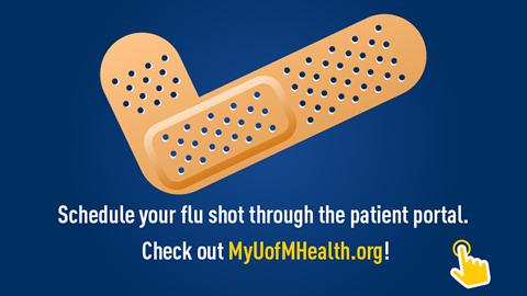 2018 Flu Shot Promo Image