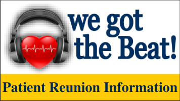 We Got the Beat - Patient Reunion
