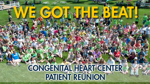 Congenital Heart Patient Reunion