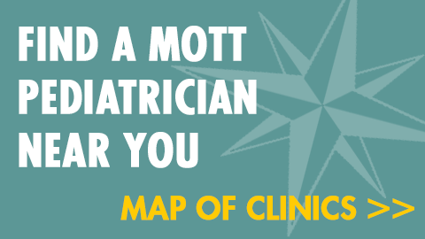 University of Michigan Pediatricians | CS Mott Children's