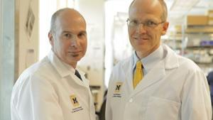 Dr. Green and Dr. Hollister