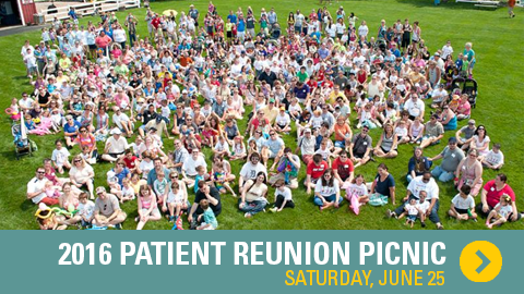 CHC Patient Reunion