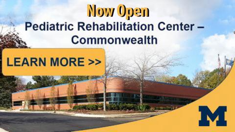 Pediatric Rehab Facility Opening December 2013