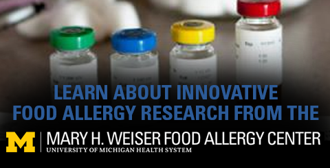 Mary H. Weiser Food Allergy Center