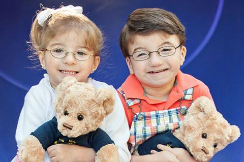 2015 Mott Teddy Bear