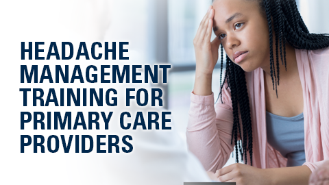 Headache Management Training for Primary Care Providers