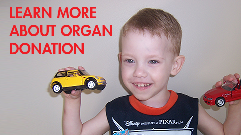 Pediatric organ donation