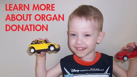 Pediatric organ donation