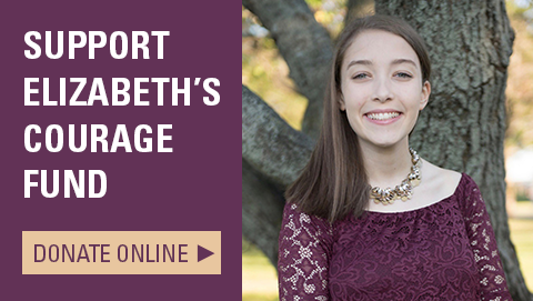 Support Elizabeth's Courage Fund - Donate Online