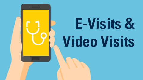 E-Visits and Video Vists