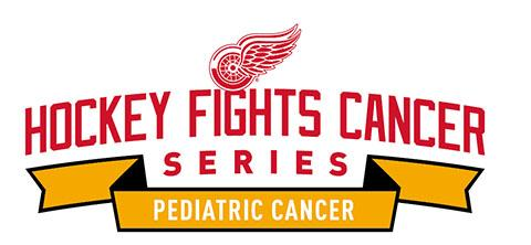 Red Wings Hockey Fights Cancer Series - Pediatric Cancer