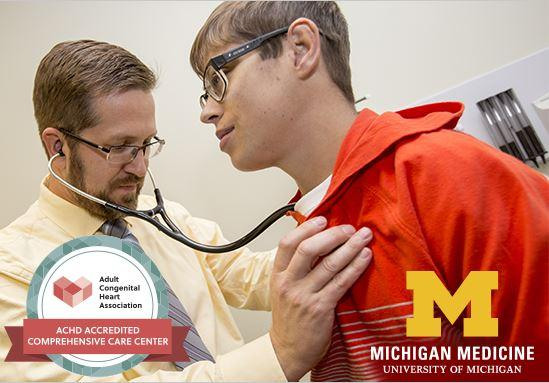 Michigan Medicine becomes only center in the state to earn ACHA Adult Congenital Heart Disease (ACHD) accreditation