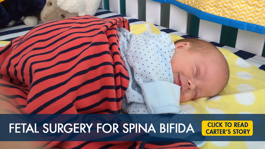 Prenatal Care for Myelomeningocele (Spina Bifida) | CS Mott