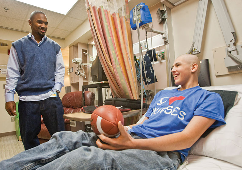 Charles Woodson Clinical Research Initiative